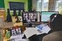 가파초, 온라인 개학 대비 원격수업 테스트 진행