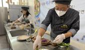 강원교육감과 함께하는 '채식 연습'